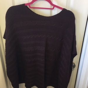 Sweaters - Old navy poncho style sweater